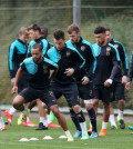 Arsenal-training